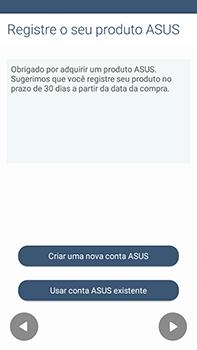 Como configurar pela primeira vez - Asus ZenFone Go - Passo 14