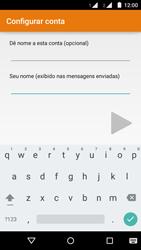 Como configurar seu celular para receber e enviar e-mails - Motorola Moto G (2ª Geração) - Passo 21