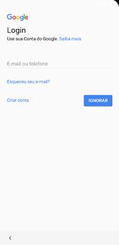 Como configurar pela primeira vez - Samsung Galaxy S9 Plus - Passo 10