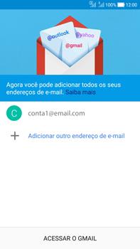 Como configurar seu celular para receber e enviar e-mails - Asus Zenfone Selfie - Passo 22