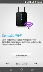 Como ativar seu aparelho - Sony Xperia E1 - Passo 6