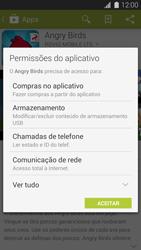 Como baixar aplicativos - Samsung Galaxy S5 - Passo 18