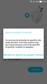 Como ativar seu aparelho - Asus Zenfone Selfie - Passo 18