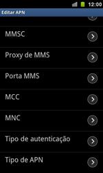 Como configurar a internet do seu aparelho (APN) - Samsung Galaxy S II - Passo 12