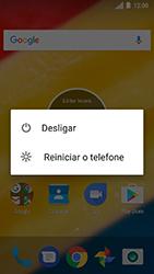 Como reiniciar o aparelho - Motorola Moto C Plus - Passo 3