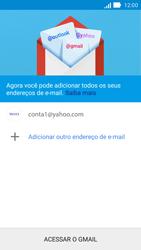 Como configurar seu celular para receber e enviar e-mails - Asus ZenFone 2 - Passo 14