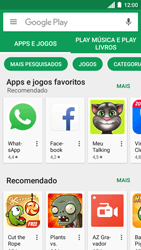 Como baixar aplicativos - Motorola Moto C Plus - Passo 4