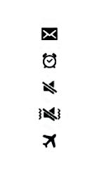 Explicação dos ícones - Samsung Galaxy J2 Duos - Passo 19