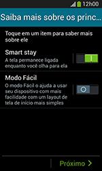 Como configurar pela primeira vez - Samsung Galaxy Grand Neo - Passo 14