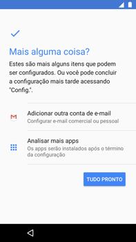 Como ativar seu aparelho - Motorola Moto G5s Plus - Passo 13
