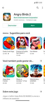 Como baixar aplicativos - Motorola Edge - Passo 15
