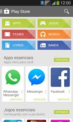 Como baixar aplicativos - Samsung Galaxy Core Plus - Passo 4