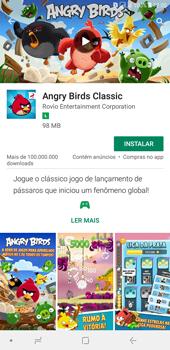 Como baixar aplicativos - Samsung Galaxy J4+ - Passo 15