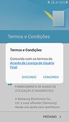 Como configurar pela primeira vez - Samsung Galaxy J2 Prime - Passo 8