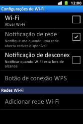 Como configurar uma rede Wi-Fi - Huawei U8667 - Passo 5