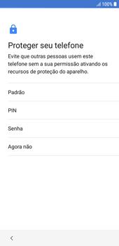 Como ativar seu aparelho - Samsung Galaxy J4 Core - Passo 8
