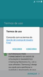 Como configurar pela primeira vez - Samsung Galaxy J2 Duos - Passo 6