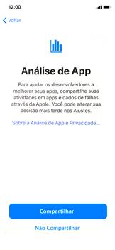 Como configurar pela primeira vez - Apple iPhone X - Passo 28
