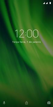 Como reiniciar o aparelho - Motorola Moto G6 Play - Passo 6
