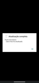 Como conectar à internet - Motorola Moto G8 Power - Passo 21