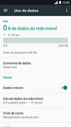 Como configurar a internet do seu aparelho (APN) - Motorola Moto C Plus - Passo 4