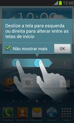 Como ativar seu aparelho - Samsung Galaxy S III Mini - Passo 17