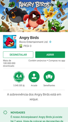 Como baixar aplicativos - Samsung Galaxy A5 - Passo 19