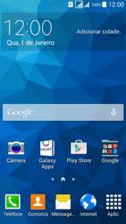 Como configurar uma rede Wi-Fi - Samsung Galaxy Grand Prime - Passo 1