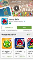 Como baixar aplicativos - Samsung Galaxy S7 - Passo 19
