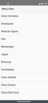 Como conectar à internet - Motorola Moto G8 Power - Passo 16