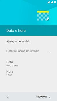 Como configurar pela primeira vez - Motorola Moto X Play - Passo 9