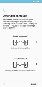Como ativar seu aparelho - Samsung Galaxy S8 - Passo 15