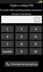 Como reiniciar o aparelho - Samsung Galaxy S III Mini - Passo 6