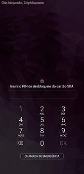 Como reiniciar o aparelho - Samsung Galaxy J8 - Passo 4