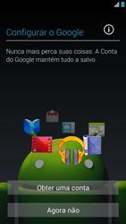 Como ativar seu aparelho - Motorola RAZR MAXX - Passo 5
