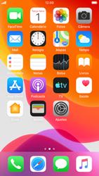 Como encontrar o número de IMEI do seu aparelho - Apple iPhone 8 - Passo 1
