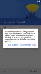 Como ativar seu aparelho - LG Google Nexus 5X - Passo 6