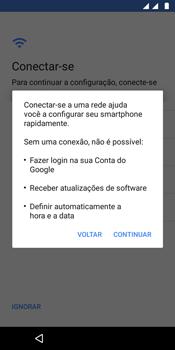 Como ativar seu aparelho - Motorola Moto G6 Play - Passo 9
