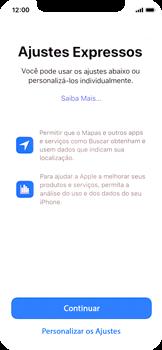 Como configurar pela primeira vez - Apple iPhone 11 Pro - Passo 18