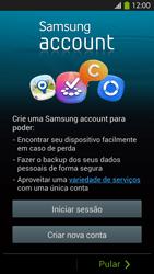 Como configurar pela primeira vez - Samsung Galaxy S IV - Passo 6