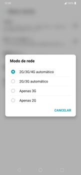 O celular não recebe chamadas - LG K40S - Passo 7