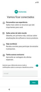 Como configurar pela primeira vez - Motorola Edge - Passo 11