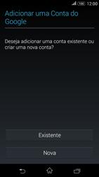 Como configurar seu celular para receber e enviar e-mails - Sony Xperia E4G - Passo 8