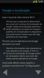 Como configurar pela primeira vez - Samsung Galaxy S IV - Passo 9