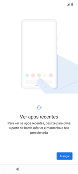 Como configurar pela primeira vez - Motorola Edge - Passo 17