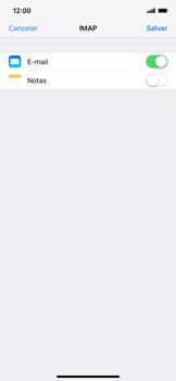 Como configurar seu celular para receber e enviar e-mails - Apple iPhone XR - Passo 15