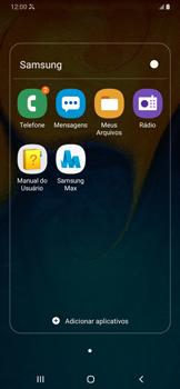 Como bloquear chamadas de um número específico - Samsung Galaxy A20 - Passo 4
