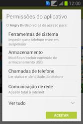 Como baixar aplicativos - Samsung Galaxy Young - Passo 17