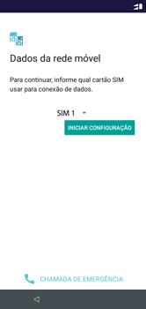 Como ativar seu aparelho - Motorola One - Passo 7
