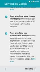 Como ativar seu aparelho - Motorola Moto G (3ª Geração) - Passo 15
